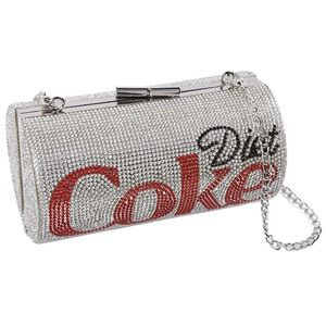 Diet Coke Clutch 💋
